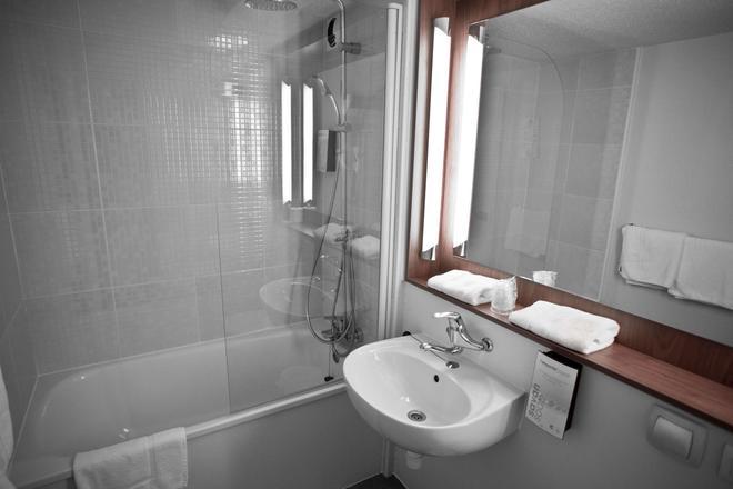 鐘樓阿維農蘇德蒙法維克里斯托勒酒店 - 亞維儂 - 浴室