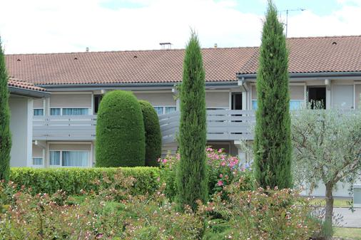 Hotel Campanile Avignon Sud - Montfavet La Cristole - Avignon - Rakennus