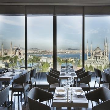 Hotel Arcadia Blue Istanbul - Κωνσταντινούπολη - Εστιατόριο