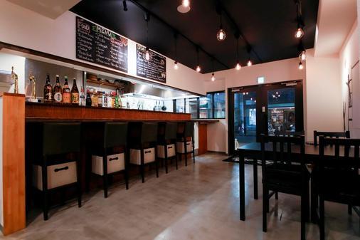 Roots Hostel - Osaka - Bar