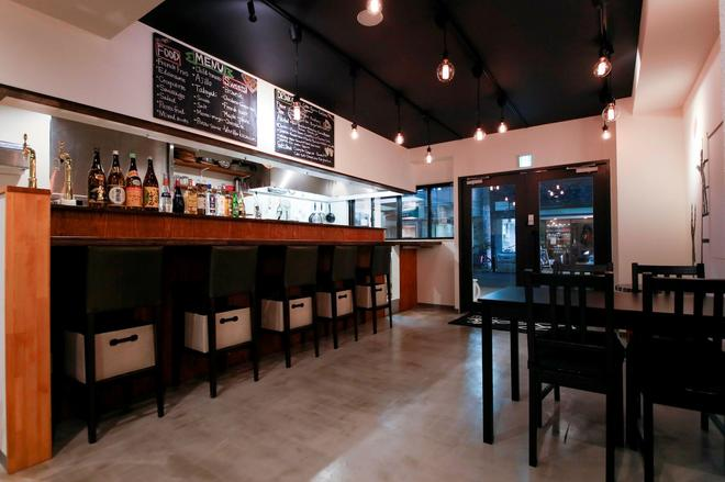 Roots Hostel - Οσάκα - Bar