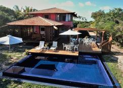 Casa de Praia em Costa do Sauípe - Costa do Sauipe - Piscina