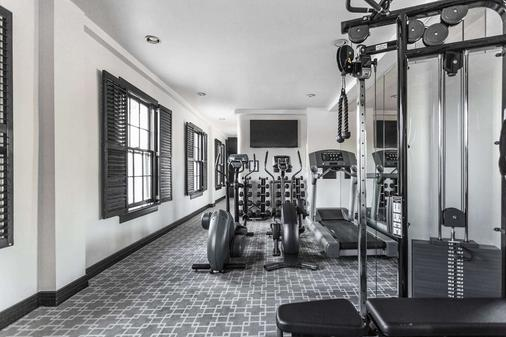 Montecito Inn - Santa Barbara - Fitnessbereich