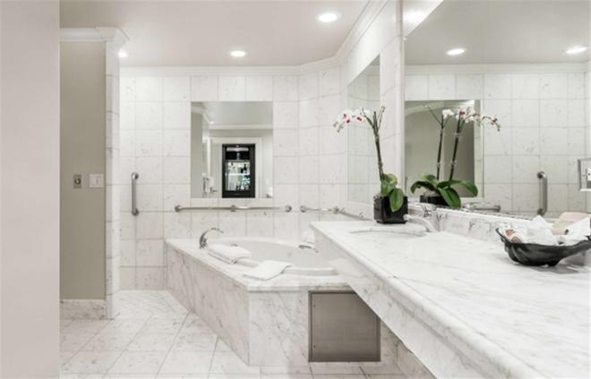 Montecito Inn - Santa Barbara - Phòng tắm