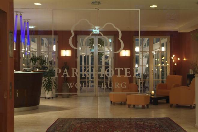 Cph Parkhotel Wolfsburg - Wolfsburg - Lobby