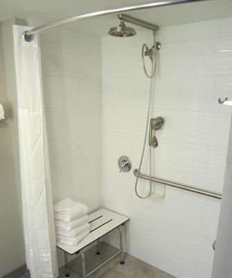 最佳西方亞特蘭大瑪麗埃塔球場酒店 - 瑪麗埃塔(喬治亞州) - 浴室