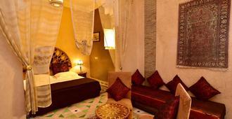 Riad Manissa - Marrakech - Makuuhuone