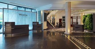 The Westin Grand Munich - Munchen - Resepsjon