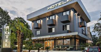 Hotel Garibaldi - Padua - Gebäude