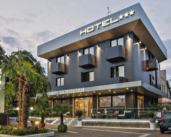 Hotel Garibaldi - Padua - Toà nhà