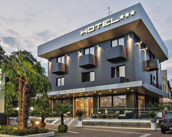 Hotel Garibaldi - Padua - Building