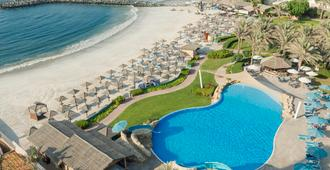 Coral Beach Resort - Sharjah - Sharjah - Pool