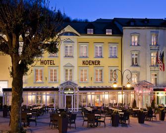 Hotel Koener - Clervaux - Building