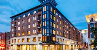 Andaz Savannah - A Concept By Hyatt - Savannah - Edificio