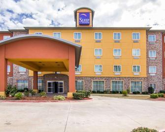 Sleep Inn & Suites I-20 - Shreveport - Gebäude