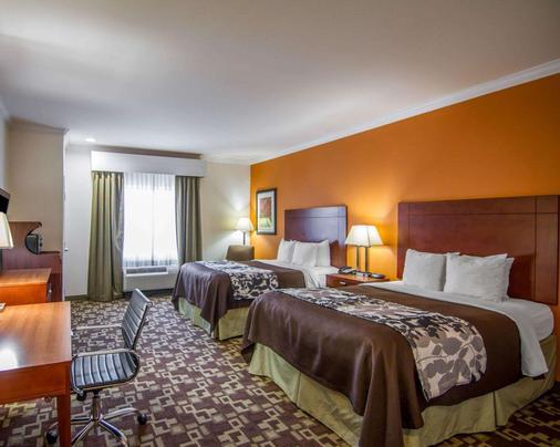 Sleep Inn & Suites I-20 - Shreveport - Phòng ngủ