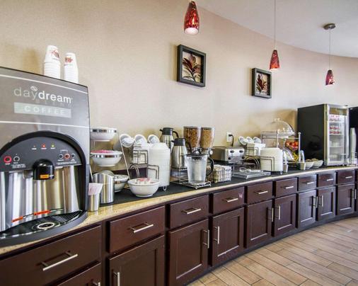 Sleep Inn & Suites I-20 - Shreveport - Buffet