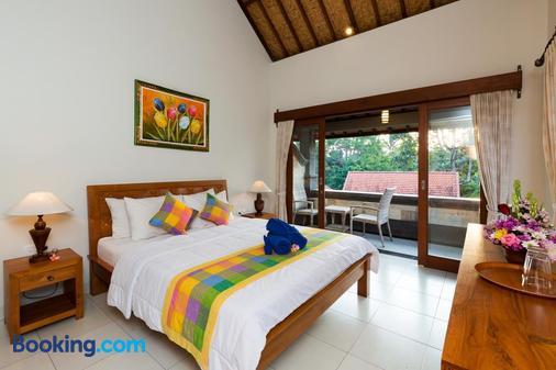 Wenara Bali Bungalow - Ubud - Bedroom