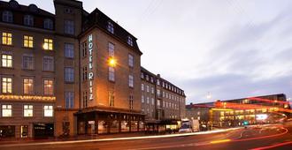 Milling Hotel Ritz - Århus - Edificio