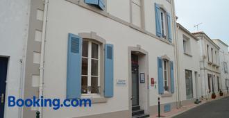Maison Richet - Les Sables-d'Olonne - Gebouw