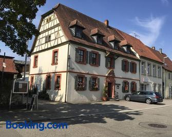 Gasthaus Löwen - Зінсхайм - Building