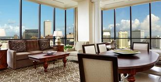 Hilton New Orleans Riverside - New Orleans - Living room