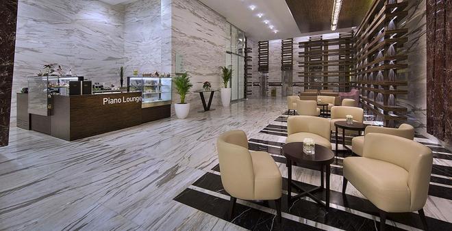 阿塔納酒店 - 杜拜 - 酒吧