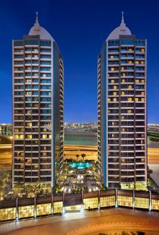 Atana Hotel - Дубай - Здание