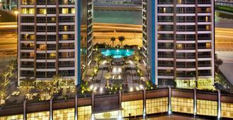 阿塔納酒店 - 杜拜 - 建築
