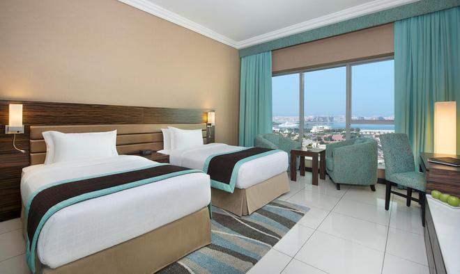 阿塔納酒店 - 杜拜 - 臥室