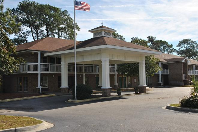 America's Best Inn And Suites Beaufort - Beaufort - Building