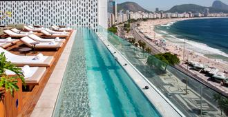 艾米利安諾里約酒店 (試營運) - 里約熱內盧 - 里約熱內盧 - 游泳池