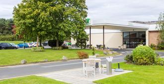 Holiday Inn Newcastle - Gosforth Park - Newcastle upon Tyne - Patio
