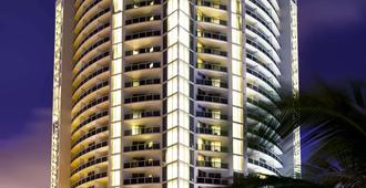 Trump International Beach Resort - North Miami Beach - Edificio