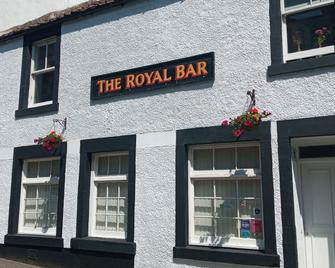 The Royal Hotel - Anstruther - Building