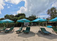 The Pipes Resort - Koh Rong Sanloem - Patio
