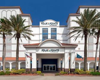 Four Points by Sheraton Jacksonville Beachfront - Jacksonville Beach - Edificio