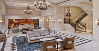 Astor Crowne Plaza New Orleans French Quarter - ניו אורלינס - טרקלין