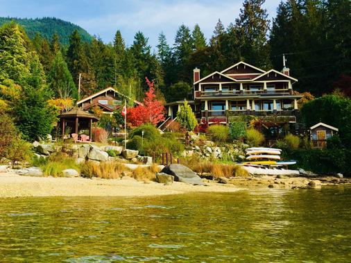 The Tuwanek Hotel and Spa - Sechelt