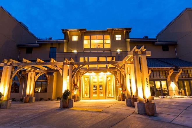 The Lodge at Columbia Point - Richland - Building