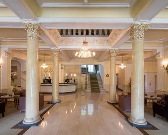 Lindner Grand Hotel Beau Rivage - Interlaken - Lobby