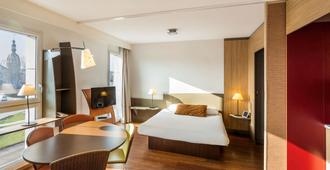 Aparthotel Adagio Nantes Centre - נאנט - חדר שינה