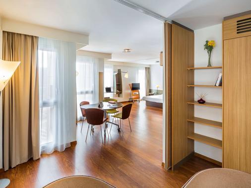 阿達吉奧南特中央城市公寓酒店 - 南特 - 南特 - 餐廳