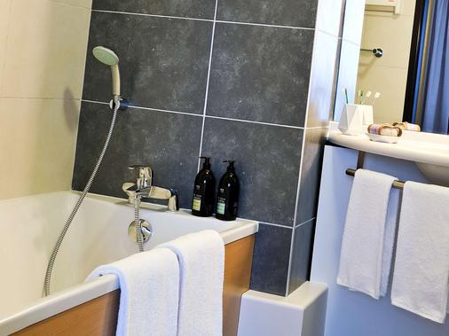 阿達吉奧南特中央城市公寓酒店 - 南特 - 南特 - 浴室