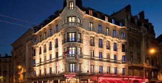 Hôtel Mercure Lyon Centre Brotteaux - Lyon - Bygning