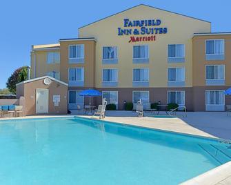 Fairfield Inn & Suites by Marriott Lexington Georgetown/College Inn - Джорджтаун - Building