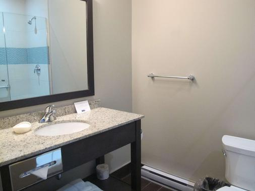 Best Western Plus Hotel Montreal - Montreal - Bathroom