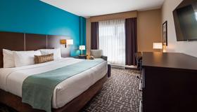 Best Western Plus Hotel Montreal - Montreal - Bedroom