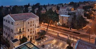 Orient Hotel Jerusalem - Jerusalem - Building