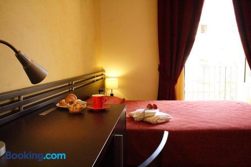 San Max Hotel - Catania - Bedroom